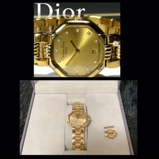 Christian Dior - Christian Dior 腕時計 レディース スイス製 シャネル カルティエ