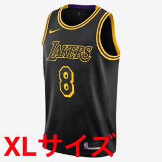 NIKE - Los Angeles Lakers BLACK MAMBA Jersey