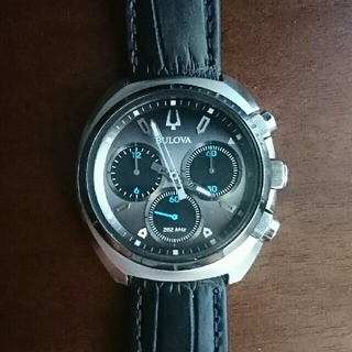 ブローバ(Bulova)の新品未使用 ブローバ クロノグラフ腕時計(腕時計(アナログ))