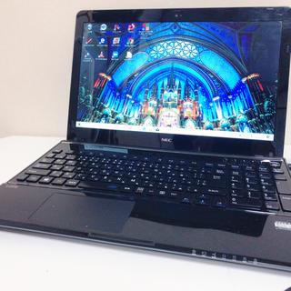 極美品!!第4世代CPU&大容量HDD NEC  Blu-ray バッテリー3H