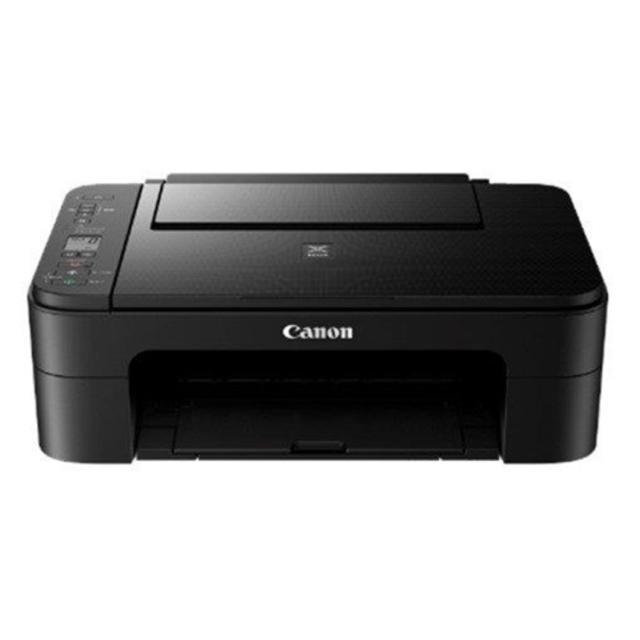 Canon(キヤノン)のキャノン TS3330BK プリンター インテリア/住まい/日用品のオフィス用品(OA機器)の商品写真