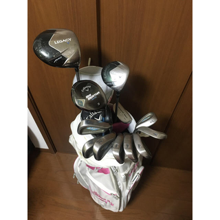 Callaway - 【豪華】キャロウェイ  レディース ゴルフセット ゴルフクラブセット