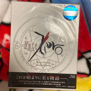 シュウエイシャ(集英社)のFate/Zero 完全生産限定版 Blu-ray BOX Ⅰ.Ⅱセット!(アニメ)