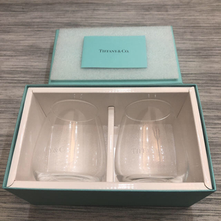 Tiffany & Co. - ティファニー タンブラー ペアグラス 新品未使用