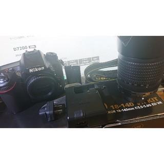 Nikon - 【デジタル一眼】D7200 レンズキット