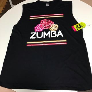 ズンバ(Zumba)の【新品・未使用品】 ZUMBA®︎ウェア トップス ブラック(ダンス/バレエ)