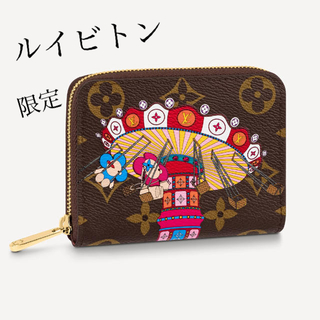 LOUIS VUITTON - ルイビトン日本限定ジッピー・コインパ-ス 新品未使用