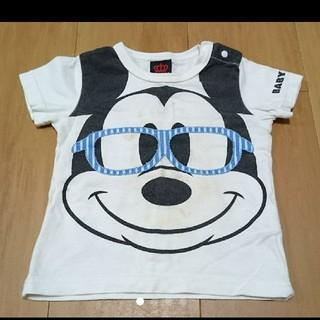 ベビードール(BABYDOLL)の★ベビードール ミッキー 半袖 Tシャツ 80 ★(Tシャツ)