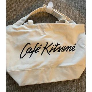 メゾンキツネ(MAISON KITSUNE')のcafe kitsune トートバッグ (トートバッグ)