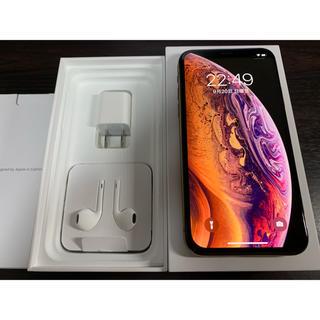 iPhone - IPHONE XS 64GB SIMフリー新品同様
