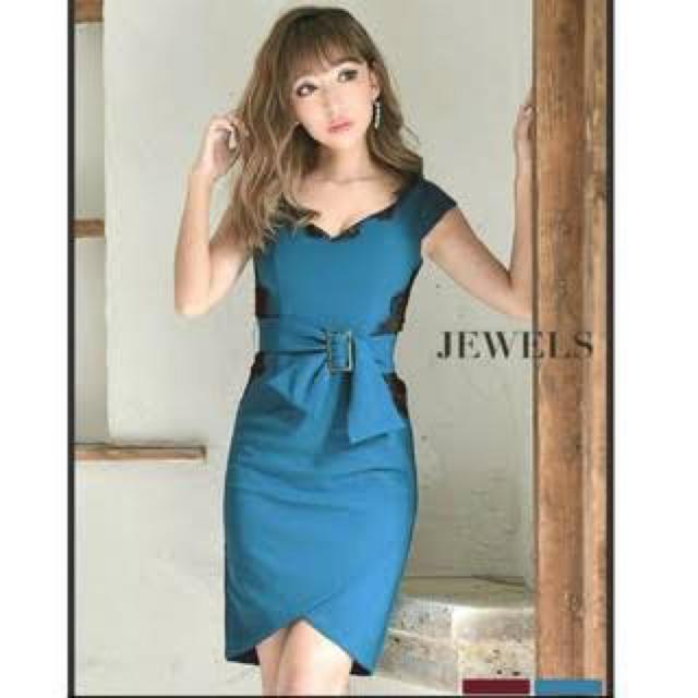 JEWELS(ジュエルズ)のジュエルズドレス レディースのフォーマル/ドレス(ミニドレス)の商品写真