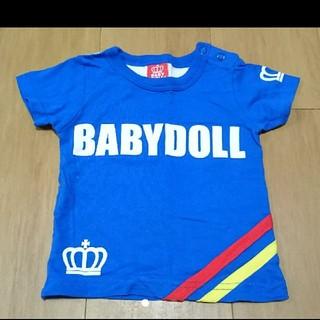ベビードール(BABYDOLL)の★ベビードール 半袖 Tシャツ 80 ★(Tシャツ)