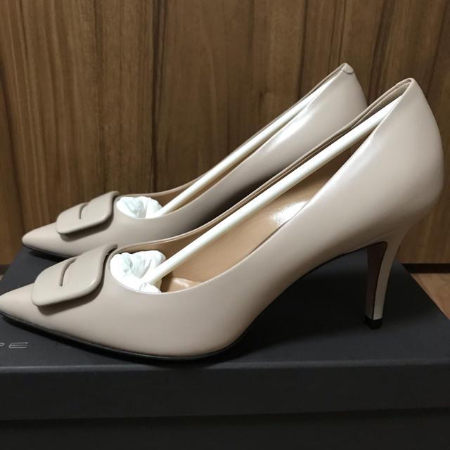 PELLICO(ペリーコ)のペリーコ    パンプス アネッリフィビア サイズ37 24cm 未使用新品 レディースの靴/シューズ(ハイヒール/パンプス)の商品写真