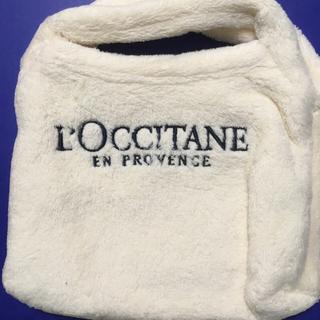 ロクシタン(L'OCCITANE)のL'OCCITANE ミニバッグ+サンプル(ノベルティグッズ)