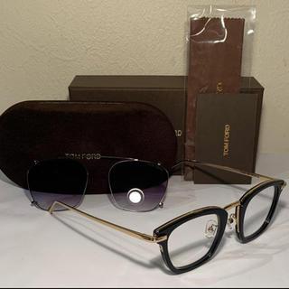 トムフォード(TOM FORD)のTOMFORD/トムフォード【TF5496】BLK□クリップ付メガネ眼鏡(サングラス/メガネ)