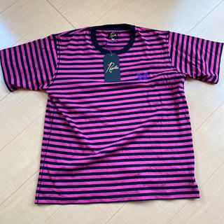 ニードルス(Needles)のニードルス 20ss ボーダー Tシャツ 新品未使用(Tシャツ/カットソー(半袖/袖なし))