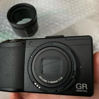 リコー(RICOH)のRICOH GR3 (コンパクトデジタルカメラ)