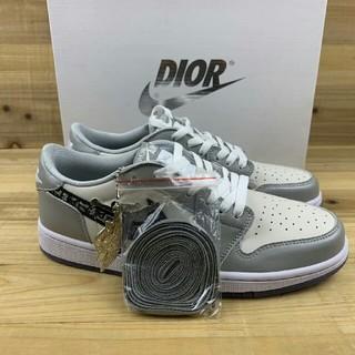 Dior - Dior x Air Jordan 1 Low 23.5cm