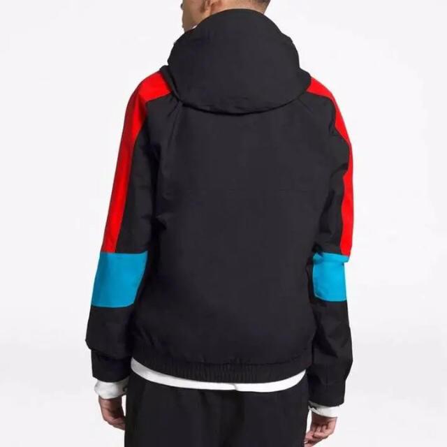 THE NORTH FACE(ザノースフェイス)の日本未発売!ノースフェイス XL EXTREME 90 ジャケット ブラック メンズのジャケット/アウター(マウンテンパーカー)の商品写真