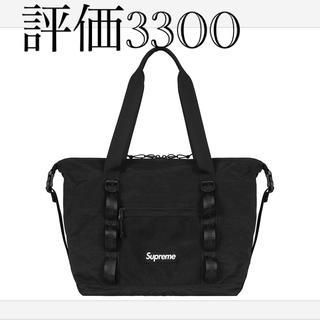 Supreme - Supreme Zip Tote  ジップトートバッグ 黒 BLACK