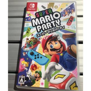 Nintendo Switch - マリオパーティー スイッチ 任天堂 switch ソフト