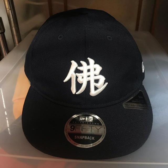 NEW ERA(ニューエラー)のBUDDHA BRAND NEWERA コラボキャップ メンズの帽子(キャップ)の商品写真
