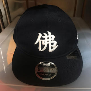 NEW ERA - BUDDHA BRAND NEWERA コラボキャップ