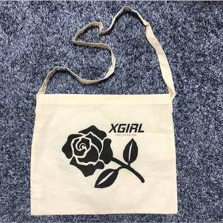 エックスガール(X-girl)のサコッシュ(ショルダーバッグ)