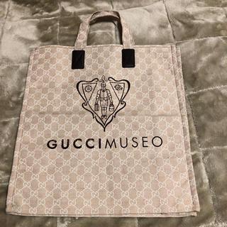 Gucci - 【新品未使用】GUCCI ミュゼオ トートバッグ