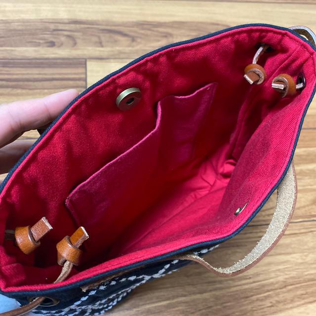 mina perhonen(ミナペルホネン)のミナペルホネン  ハンドメイド レディースのバッグ(トートバッグ)の商品写真