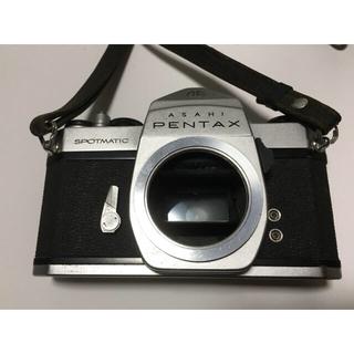 ペンタックス(PENTAX)の③ ASAHI PENTAX SP ジャンク品 露出計 シャッターOK(フィルムカメラ)