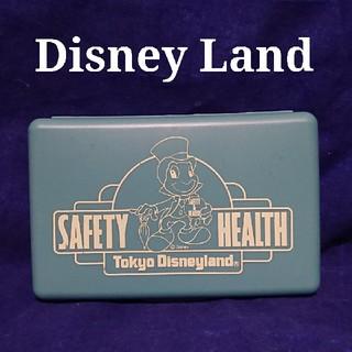 Disney - ディズニーランド ピノキオ ジムニークリケット 応急処置キット 経年劣化あり
