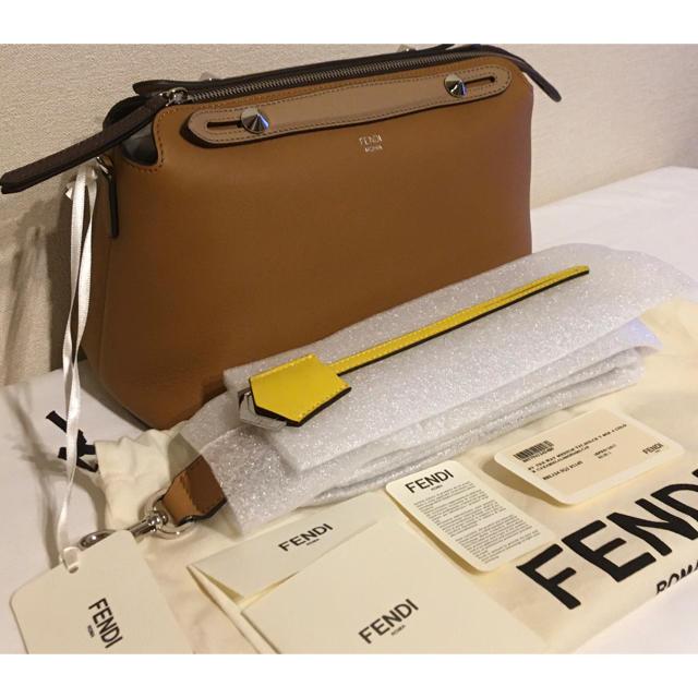 FENDI(フェンディ)の【新品未使用】フェンディ FENDI  ハンドバッグ ショルダーバッグ レディースのバッグ(ショルダーバッグ)の商品写真