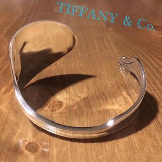 ティファニー(Tiffany & Co.)のTIFFANY アンティーク スプーン バングル Whittier(バングル/リストバンド)