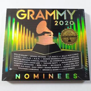 GRAMMY NOMINEES 2020グラミー ノミニーズ 2020