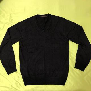コムサメン(COMME CA MEN)のCOMME CA  MEN  新品未使用 セーター 送料込み(ニット/セーター)