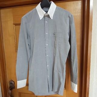 バーバリーブラックレーベル(BURBERRY BLACK LABEL)のBURBERRY BLACK LABEL バーバリー 長袖シャツ 38 美品(シャツ)