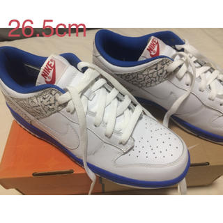 NIKE - NIKE DUNK LOW CL JORDAN PACK 26.5cm