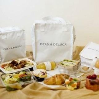 ディーンアンドデルーカ(DEAN & DELUCA)の保冷バッグ(弁当用品)