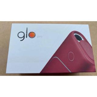 glo - glo pro バーガンディ 新品未使用 即購入OK