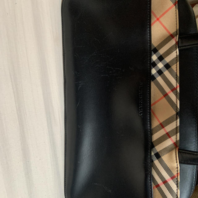 BURBERRY(バーバリー)の☆特別価格☆ BURBERRY バーバリー ハンドバッグ レディースのバッグ(トートバッグ)の商品写真