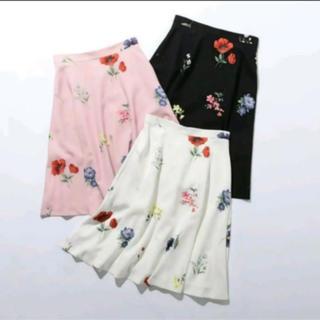 ミッシュマッシュ(MISCH MASCH)のミッシュマッシュ 花柄スカート(ひざ丈スカート)