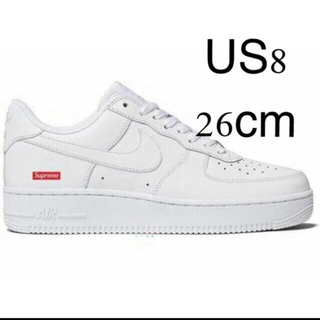 Supreme - 26cm Supreme Nike Air Force1