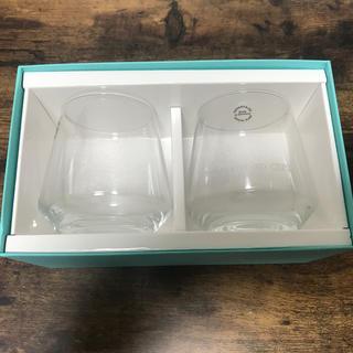 Tiffany & Co. - 新品・未使用・ティファニーペアグラス
