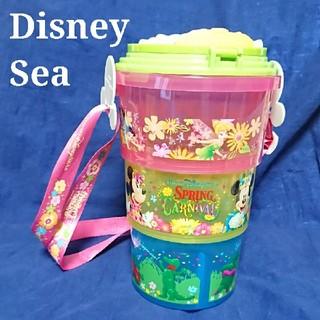 Disney - ディズニーシー スプリングカーニバル ポップコーンバケット 1日使用