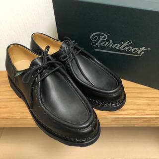 パラブーツ(Paraboot)の【未使用】Parabootsミカエル レディース4.5(ローファー/革靴)