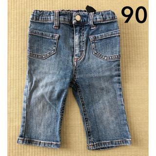 ベベ(BeBe)のジーンズ 90サイズ(パンツ/スパッツ)