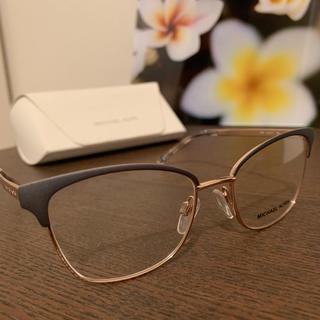 マイケルコース(Michael Kors)のMichael kors 眼鏡 フレーム 新品未使用(サングラス/メガネ)