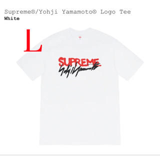 Supreme - Supreme®/Yohji Yamamoto® Logo Tee