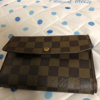 ルイヴィトン(LOUIS VUITTON)のルイビトン財布(財布)